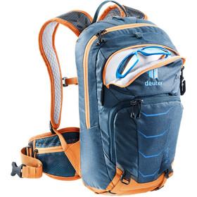 deuter Attack 8 JR Zaino Bambino, blu/arancione